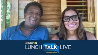 Pedro Martinez on MLB, MLBPA needing to think about fans, COVID-19 relief efforts in DR | NBC Sports