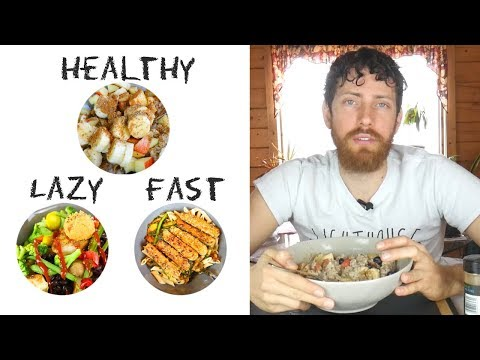 How to Go Vegan: First 3 Meals