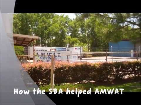How Small Business Administration helped AWMAT Moving Warehousing & Storage