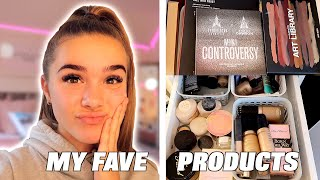 15 Year Olds HUGE Makeup Collection !!