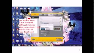 How To Crack A Vodafone Mifi M028t