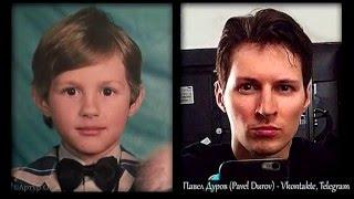 Основатели, директора известных компаний в детстве и позже | Павел Дуров, Билл Гейтс, Стив Джобс