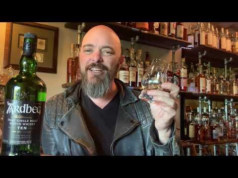 2019 Whiskey Tribe Advent Calendar - Day Ten - Ardbeg 10yr