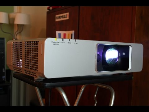 Panasonic PT FW300 EA projector overview review