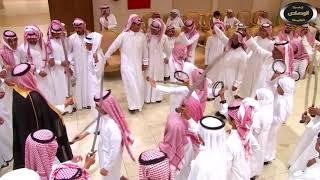 شيلة أفرح العبيان بمناسبة زواج الشاب سامي حمدان الشلاحي تصوير الوصاص