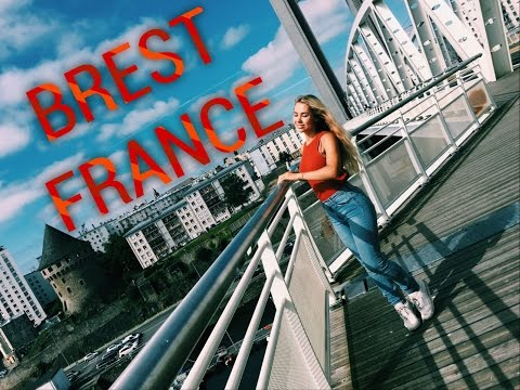 VISITING BREST, FRANCE // TRAVEL DIARIES