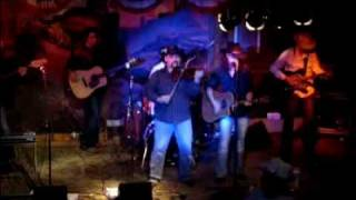 BILLY RYAN & THE ROWERS  - Live - Four Corners