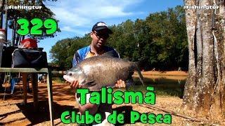Programa Fishingtur na TV 329 - Talismã Eco Lazer