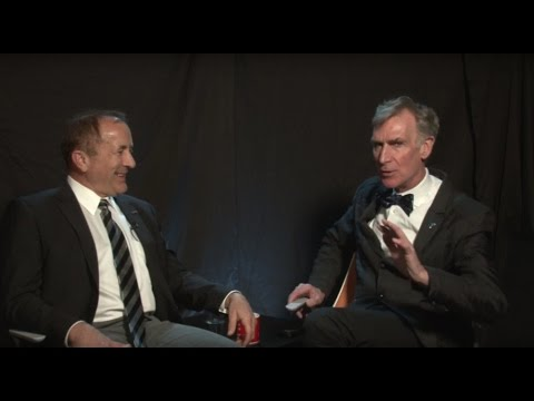 Skeptic's Science Dialogue with Bill Nye the Science Guy