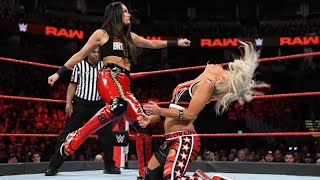 NoDQ Live: 9/24/18 WWE RAW full show review, highlights, reactions (Brie Bella/Liv Morgan incident)