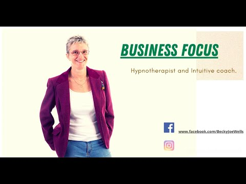 Business Focus - Looking after yourself as a whole.