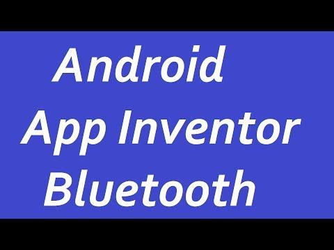 Video of Bluetooth Arduino