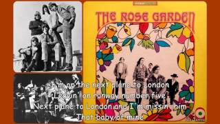 The Rose Garden - Next Plane To London (with lyrics)