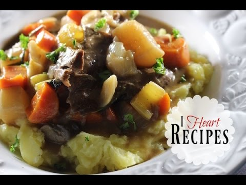 Smothered Roast Beef & Vegetables – How to make the perfect roast beef dinner – I Heart Recipes