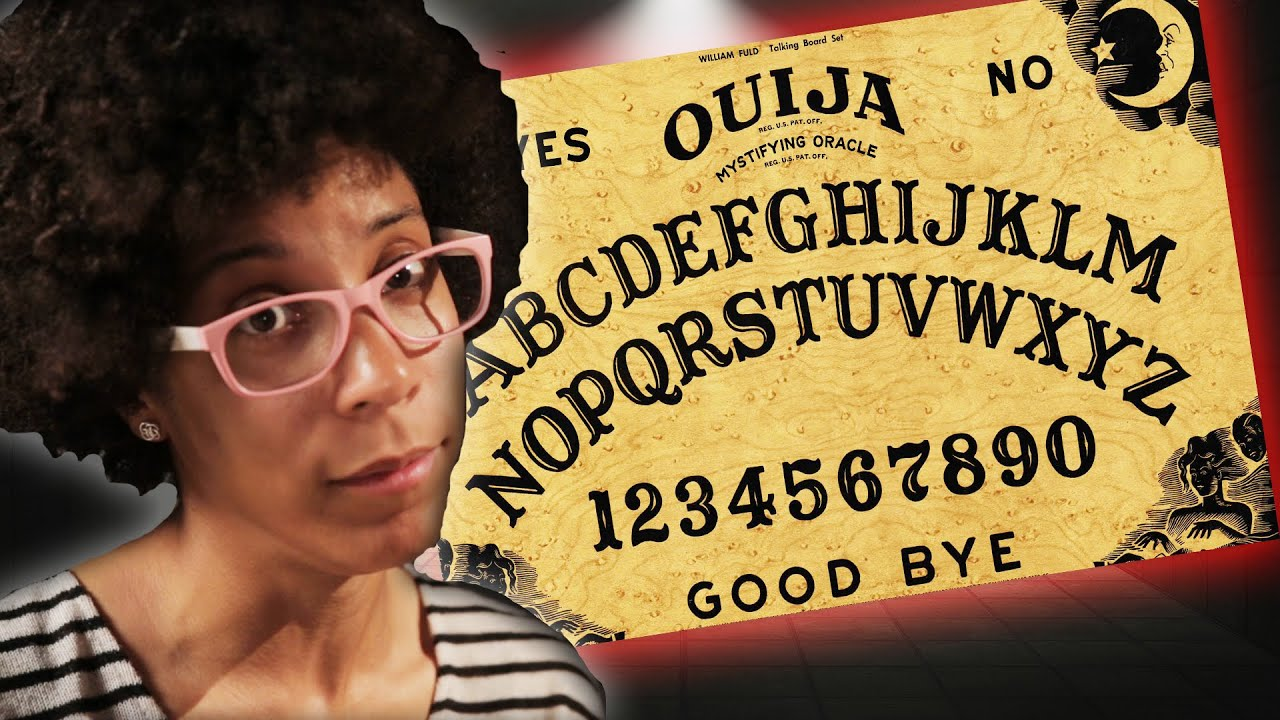 Believers Play The Ouija Board thumbnail