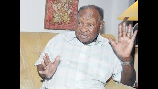 UPDATE: The late Kenneth Matiba to have two public funeral services