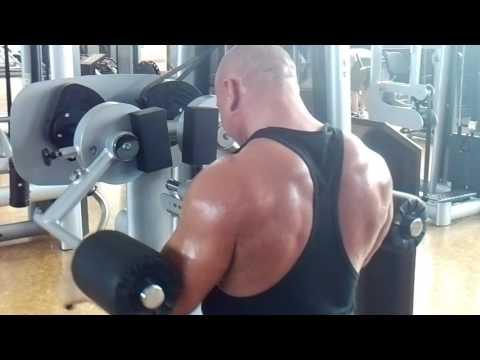 Ćwiczenie mięśni barku
