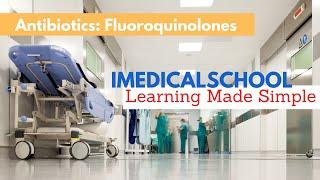 Fluoroquinolones : Mnemonics For Uses, Mechanism Of Action