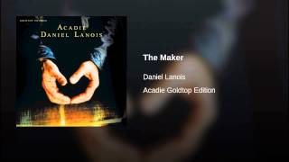 The Maker (Acadie Goldtop Edition)