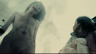Attack On Titan Live Action Trailer