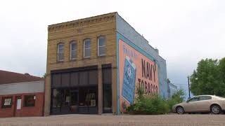 Hidden Historic Downtown Little Falls Episode 1: Tony's Frame Shop