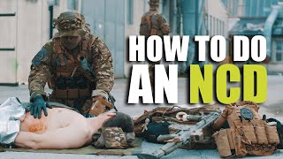 Combat Medic Essentials │ Part 4: Needle Chest Decompression
