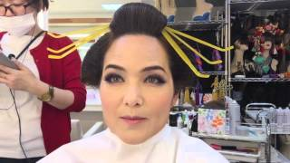 Oiran Full Makeover and Photoshoot in Tokyo