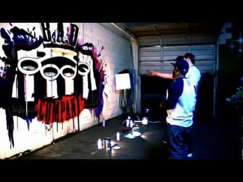 """B.A.D Company (Bars and Drums) - """"Deep In the Canvas"""""""