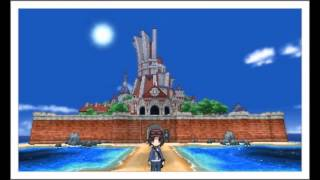 Pokemon X and Y Soundtrack- Tower of Mastery