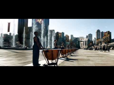 The Hunger Games: Catching Fire (Japanese Trailer)