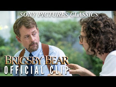 Brigsby Bear (Clip 'Did They Ever Touch You')