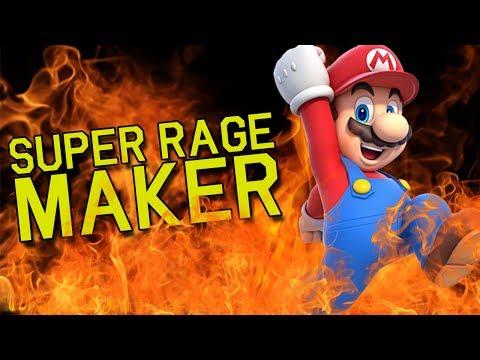 EU QUASE QUEBREI O CONTROLE 😡 – Super Mario Maker (SUPER EXPERT)