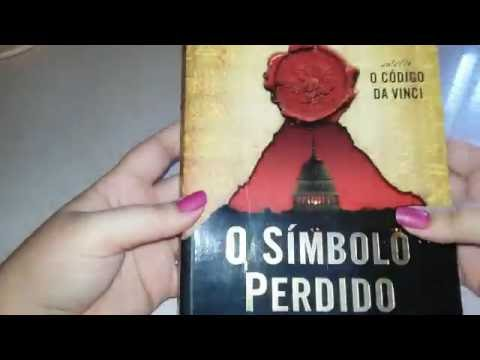 Review - Livro O símbolo perdido