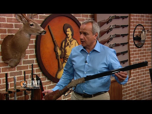 The Lever Action is America's Rifle