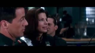 Rob Schneider e Sandra Bullock contracenando com Sylvester Sta...