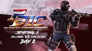 2Kill Gaming vs Ozone.[Victory] (PBIC 2016 DAY 2)