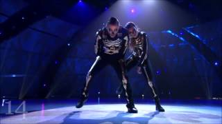 SYTYCD Season 11 Top Routines: 15-11