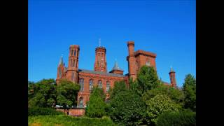 Smithsonian or Bust! Day 1 - The Air & Space Museum and the Smithsonian Castle