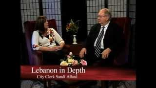 preview picture of video 'Meet Lebanon's City Clerk'
