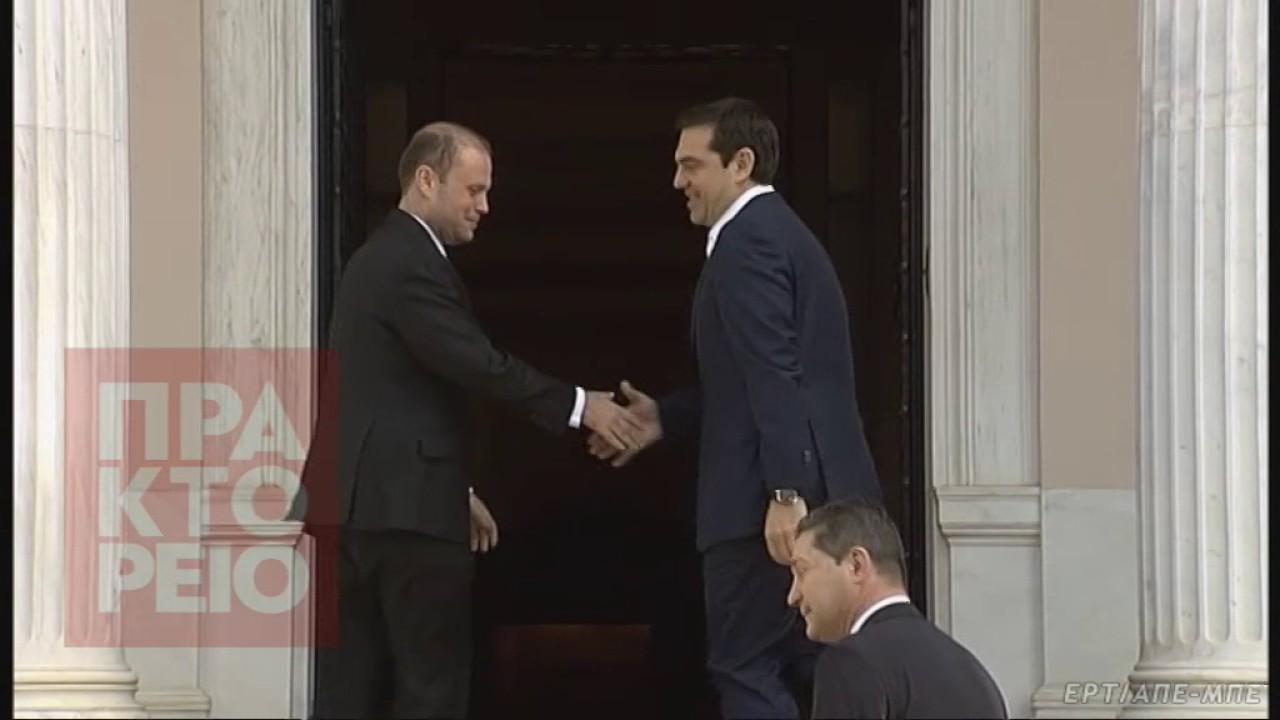 Αλ. Τσίπρας: Η Ευρώπη χρειάζεται συνοχή και αλληλεγγύη