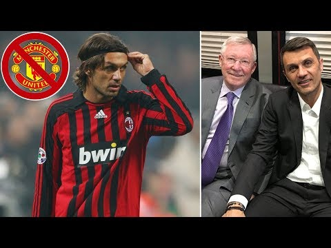 Paolo Maldini, the most loyal player ever - Oh My Goal