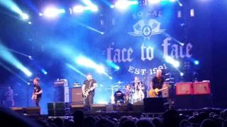 Face to Face - You Lied @ Groezrock 2016