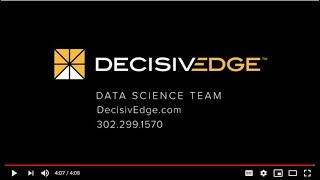 Data Science Screencast