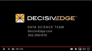 Data Science Screencast