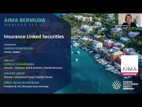 AIMA Bermuda Webinar Series: Insurance Linked Securities