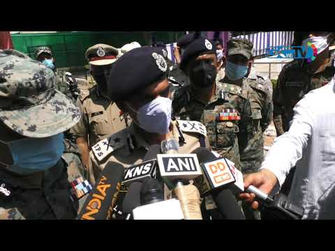 Militant behind Bijbehara attack killed in Srinagar gunfight: IGP