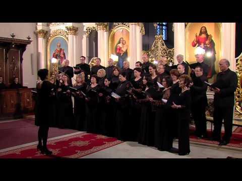 Katedrálny zbor sv. Cyrila a Metoda v Košiciach