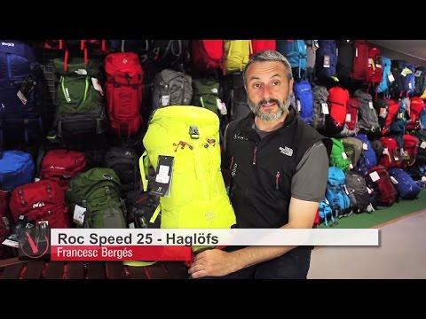 Mochila Haglöfs Roc Speed 25