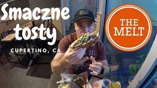 Jedzenie w USA: Tosty z serem w The Melt