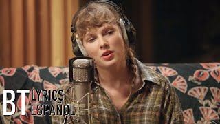 Taylor Swift – exile (feat. Bon Iver) (Lyrics + Español) Video Official